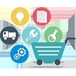 日用品·化粧品·医薬品販売システム(JAVA,hybris,WebLogic,Apache)